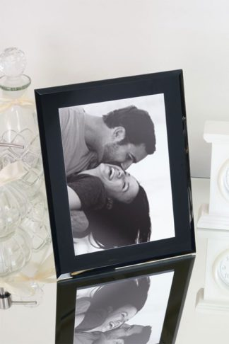 An Image of Black Photo Picture Frame