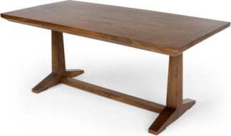 An Image of Anderson Dining Table, Mango Wood