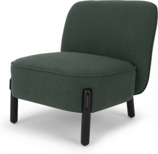 An Image of Ori Accent Armchair, Woodland Green