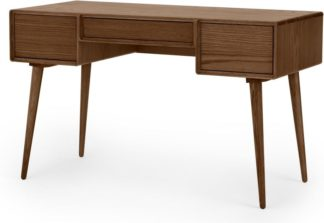 An Image of Glenn Desk, Dark Stain Oak