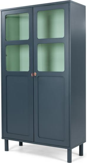 An Image of Quin Cabinet, Blue