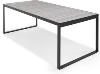 An Image of Catania Garden 8 Seater Dining Table, Polywood