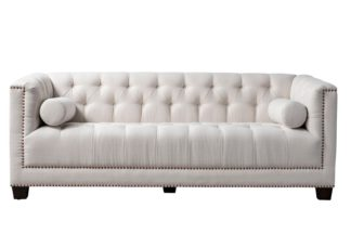 An Image of Bankes Three Seat Sofa - Calico