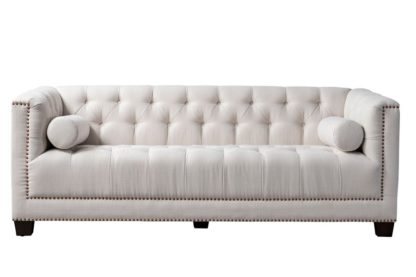 An Image of Bankes Three Seat Sofa - Calico