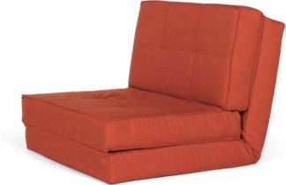 An Image of Peggy Sofa Bed, Bermuda Orange