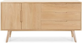 An Image of Jenson Sideboard, Solid Oak