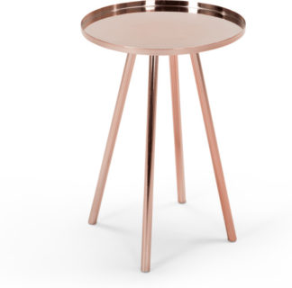 An Image of Alana Bedside Table, Copper