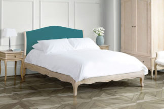 An Image of Les Milles Bed - Teal