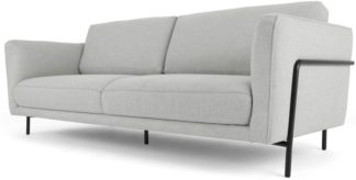 An Image of Everson 3 Seater Sofa, Titan Grey