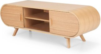An Image of Fonteyn Media Unit, Oak