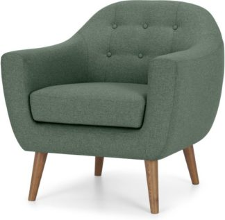 An Image of Ritchie Armchair, Darby Green