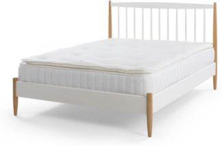 An Image of Tuvo Essential Kingsize Pillow Top Mattress, White