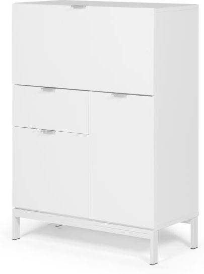 An Image of Marcell Desk Bureau, White