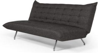 An Image of Keiko Sofa Bed, Cygnet Grey