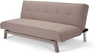 An Image of Yoko Sofa Bed, Eider Brown