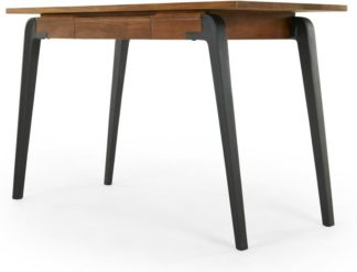 An Image of Lucien Desk, Dark Mango Wood