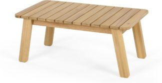An Image of Jala Garden Coffee Table, Acacia wood