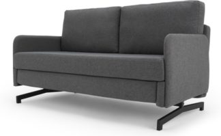 An Image of Motti Sofa Bed, Marl Grey