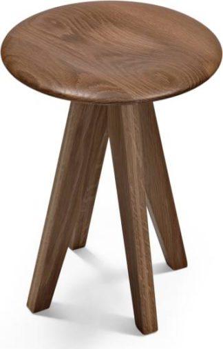 An Image of Fonteyn Stool, Walnut
