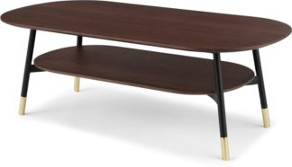 An Image of Amalyn Coffee Table, Walnut