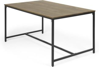 An Image of Lomond Compact Dining Table, Mango Wood