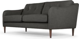 An Image of Content by Terence Conran Alban 3 Seater Sofa, Iron