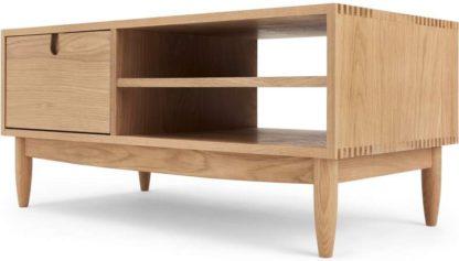 An Image of Penn Coffee Table, Oak