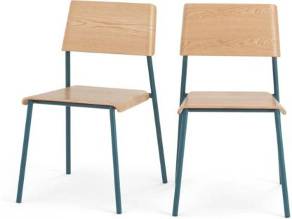 An Image of Anat Stacking School House Chair