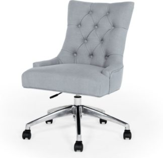An Image of Flynn Office Chair, Persian Grey