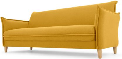 An Image of Tully Sofa Bed, Butter Yellow