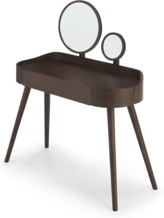 An Image of Ada Dressing Table, Dark Stain Oak