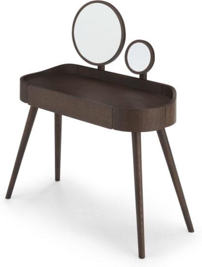 An Image of Ada Dressing Table, Dark Stain Oak