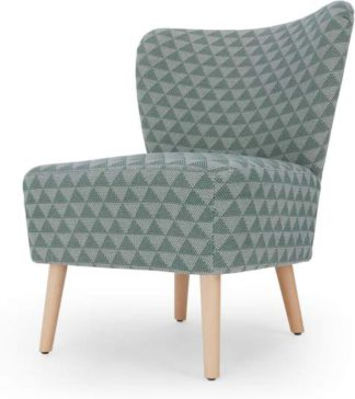 An Image of Charley Accent Chair, Triangular Weave