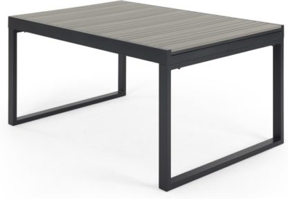 An Image of Catania Garden Extending Dining Table, Polywood