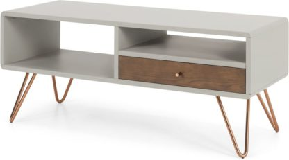 An Image of Ukan Media Unit, Grey and Copper