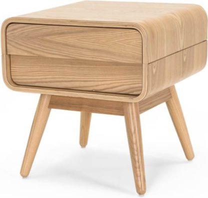 An Image of Esme bedside table, ash