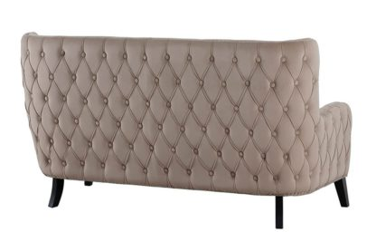 An Image of Margonia Two Seat Sofa - Taupe