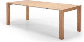 An Image of Bramante 8-12 Seat Extending Dining Table, Ash