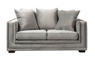 An Image of Holburn two Seat Sofa – Dove Grey