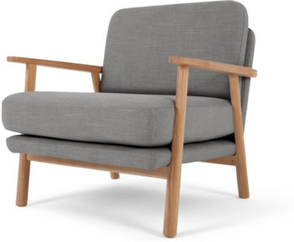 An Image of Lars Accent Chair, Diego Grey