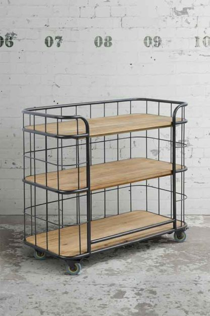 An Image of Patin Drinks Trolley
