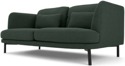 An Image of Herman 2 Seater Sofa, Woodland Green