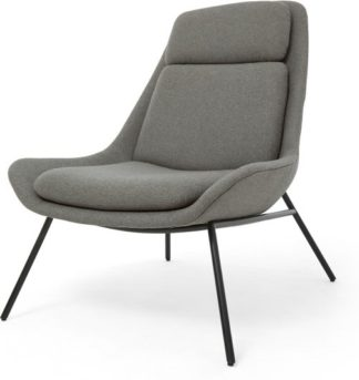 An Image of Eero Accent Armchair, Flavio Grey