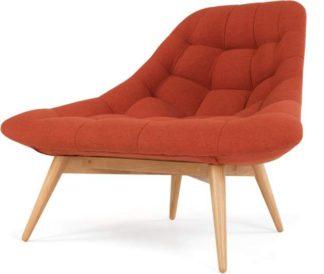 An Image of Kolton Chair, Retro Orange