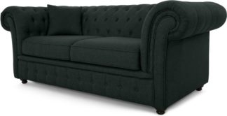 An Image of Branagh Sofa Bed, Anthracite Grey