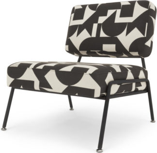 An Image of Knox Accent Armchair, Vitti Geo