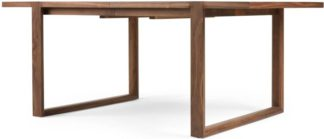 An Image of Nuno Extending Dining Table, Walnut