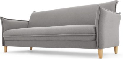 An Image of Tully Sofa Bed, Marshmallow Grey