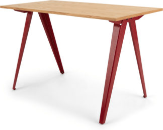 An Image of Montanaro Desk, Red