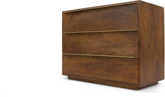 An Image of Anderson Chest Of Drawers, Mango Wood